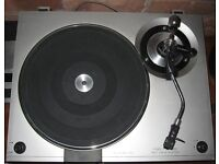 Smart BSR Quanta 500 turntable with new Audio Technica At95e cartridge and belt