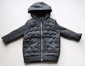 Boy's winter jacket - George - age 2-3