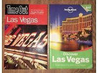6 Travel Guide Books inc Maps Las Vegas, Tenerife, Barcelona, London
