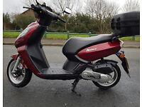Peugeot Kiesbee 50 cc FSH