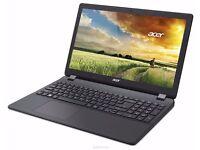 "Acer Aspire ES1-512 15.6"" Laptop Intel Celeron 4GB RAM 500GB Windows 8.1"