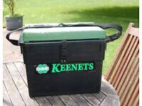 KEENETS FISHING TACKLE BOX BASKET SEAT – SUITS CHILDREN OR ADULTS