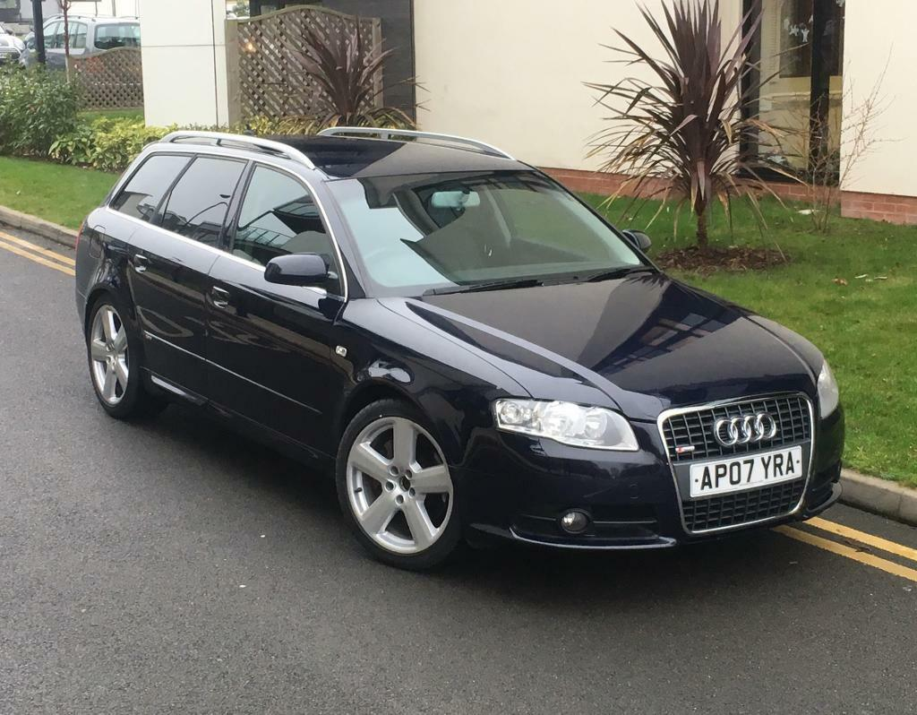 2007 audi a4 avant 3 2 fsi quattro s line automatic very rare in great barr west midlands. Black Bedroom Furniture Sets. Home Design Ideas