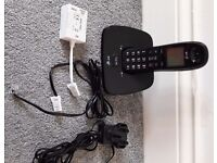 (*GREAT DEAL*) BT 1000 Cordless DECT Phone - Single in immaculate condition + Free ADSL/Phone Filter