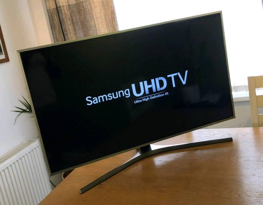 49in Samsung 4K HDR Smart UHD LED TV Warranty | in Brentry, Bristol |  Gumtree