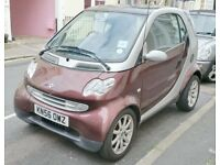 Smart Car FORTWO COUPE 700cc City Passion 2006 (petrol) £2,200ono