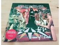 Iron Maiden Dance of Death [2x Pic LP]