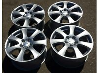 "BMW 17"" ALLOYS FOR SALE"