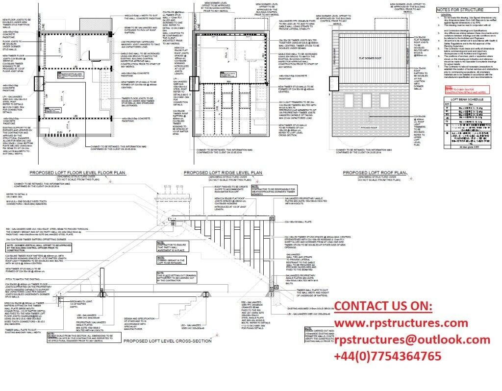 Cheap Structural Engineer Services - Extensions, Loft