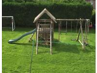 Garden Play Fort with Extension For Sale