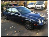 JAGUAR S TYPE SPORT FULLY LOADED