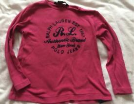 Ralph Lauren size 3 years