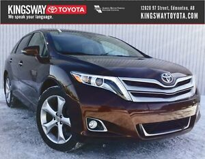 2013 Toyota Venza V6 AWD - Touring  JBL Package