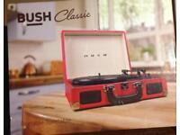 Bush classic turntables