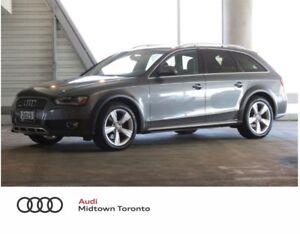 2015 Audi A4 allroad 2.0T Technik quattro w/ B&O|Rear Cam|Navi