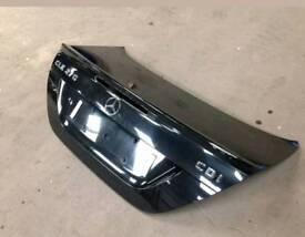 Mercedes clk w209 boot lid black