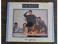 Friends TV Series Calendars. 5 Calandars in total 1997 - 2002 (not 1998)
