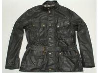 """Belstaff, Sammy Miller, Jacket Size XXL 44/46"""" Chest"""