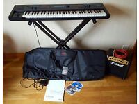 Roland Juno-Di Mobile Synthesizer and Accessories - open to sensible offers