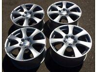 BMW 17inch ALLOYS FOR SALE