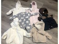 Beautiful Brand New Baby Girls Bundle 0-3, and 0-6 months
