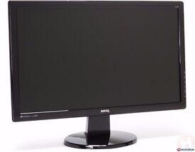 "24"" benq wide screen gaming monitor GL2450"