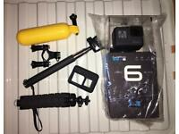Brand New GoPro Hero 6 With Accessories