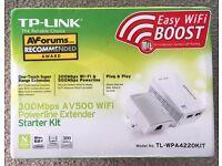 TP-Link 300Mbps AV500 Easy WiFi Boost