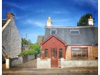 Newly renovated, three bedroom property, including self contained garden cottage. Inverness