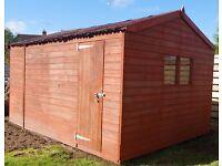 15ft x 12ft shed / workshop