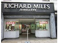 Part Times Sales Assistant Role In Chingford Mount
