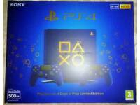LIMITED EDITION PS4+5 GAMES