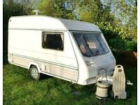Stunning 1998 Sterling Europa Caravan with full awning