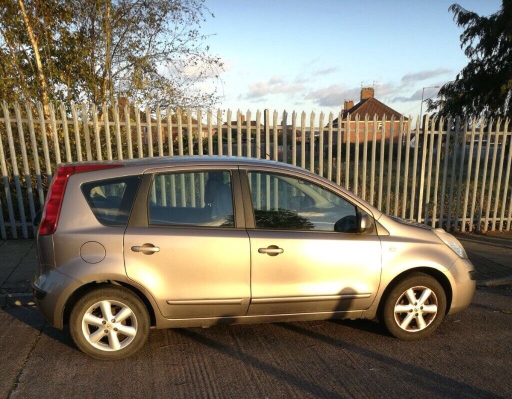 Nissan Note 1.4cc One previous owner