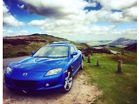 Mazda Rx8 - new leads, plugs and rebuild at 75k