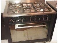 indesit range style cooker