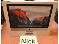 """Brand New & Sealed Apple iMac 27"""" Inch 3.2GHz 8GB 1TB Fusion M390 5K MK472B/A"""