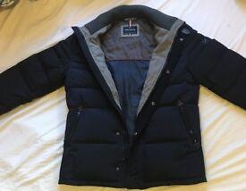 Men's Daniel Hector Real Down Winter Bomber Jacket