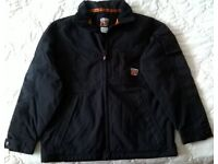 Timberland Black Bomber Jacket