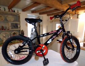 Boy's Apollo Urchin ATB Bicycle