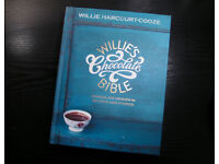 Willie's Chocolate Bible - Willie Harcourt-Cooze Brand New RRP £25