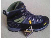 Boots Asolo Fugitive GTX MM, Black/Gunmetal, Brand New, Size UK10; EU44 1/2; US 10 1/2, £75