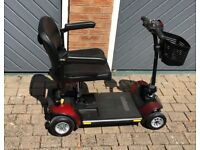 Elite Go Go Traveller Mobility Scooter - REDUCED for quick sale