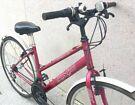 18 inch Apollo  Ladies women / Unisex Hybrid bike bicycle