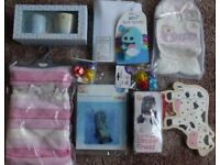Lot of 10 Baby Items / Accessories - All New
