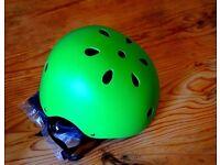 2 Brand new bike helmets