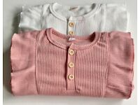 Baby All-in-One with Frill Detail