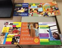 Early childhood books