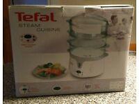 Tefal Steam Cuisine VN4000 (Boxed, unused)