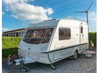 Abbey Maverick - 2004, 2 Berth Caravan, End Washroom and Motor Mover